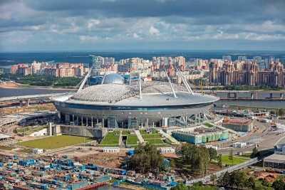 Krestovsky Stadium